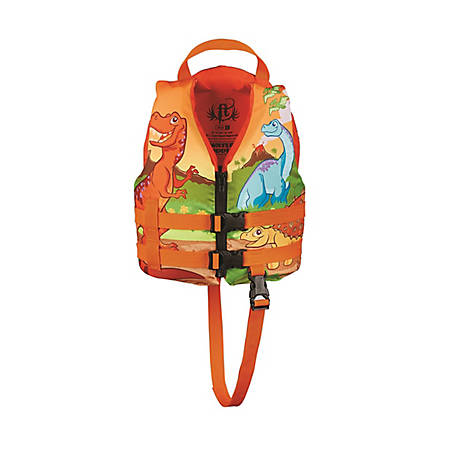 Full Throttle Water Buddies Vest, Dinosaur, 4004139