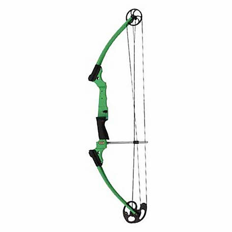 Genesis Original Righthand Bow, Green