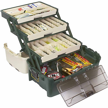 Plano Tackle Systems Hybrid Hip 3-Tray Box