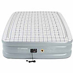 Coleman Quickbed Double High Queen Airbed and Pump Combo