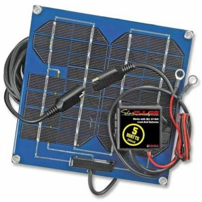 Buy Pulsetech Solarpulse 5W Maintainer Online
