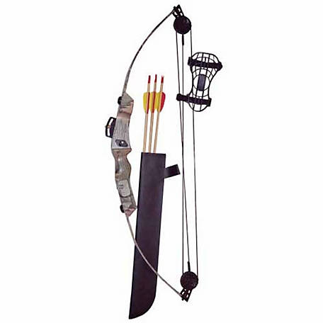 SA Sports Elk Compound Youth Bow Set