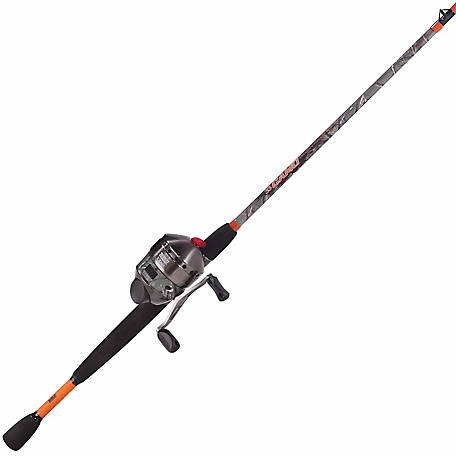 Zebco 33Max Camo 6 ft. 6 in. 2pc MH Spincast Combo