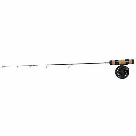 Frabill Straight Line 101 24 in. Ultra Light Ice Fishing Combo