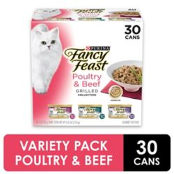Shop 30 Ct. Purina Fancy Feast Variety Packs Wet Cat Food at Tractor Supply Co.
