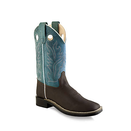 Old West Boy's 9 in. Western Boots