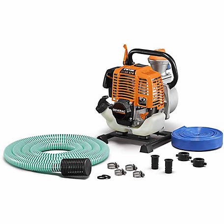 Generac 6917 - 1 in. Clean Water Pump with Full Kit, 6917