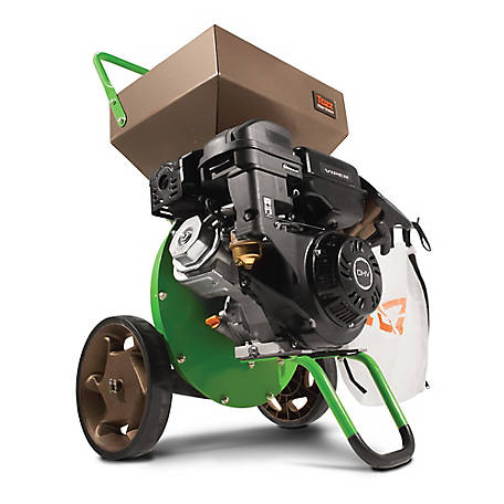 Tazz K33 3 in. Gas Powered 301cc Viper Engine Chipper/Shredder