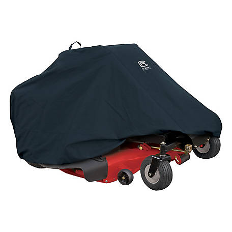 Classic Accessories Zero-Turn Mower Cover, Black, 52-150-040401-00