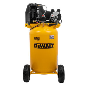 Dewalt 1 9 Rhp 30 Gallon Portable Vertical Portable Air