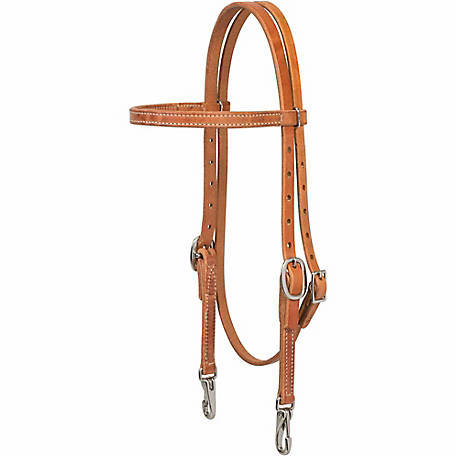 Weaver Leather ProTack Browband Trainer Headstall