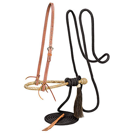 Weaver Leather Complete Mecate Set with Bosal