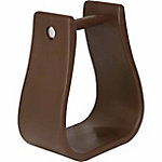 Weaver Leather Synthetic Stirrups, Deep Roper