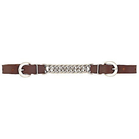 Weaver Leather Working Cowboy 4-1/2 in. Single Link Chain Curb Strap