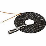 Silvertip Get Down Rope, Kernmantle, 1/4 in., Black with Tan Flecks
