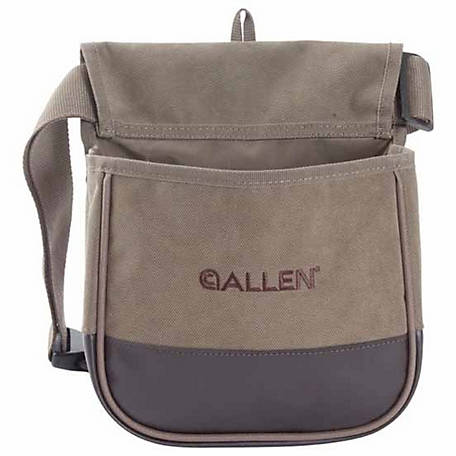 Allen Select Canvas Double Compartment Shell Bag