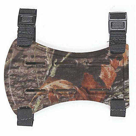 Allen Two-Strap Armguard, 6.5 in.