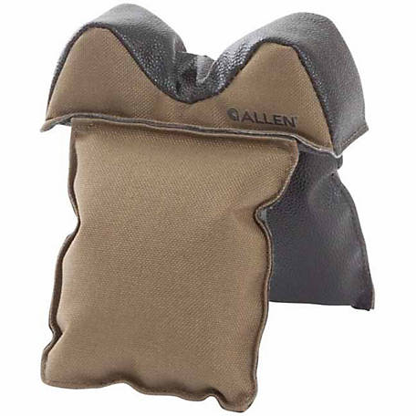Allen Filled Window Mount Gun Rest, Brown