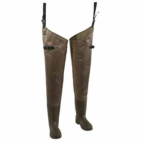 Allen Black River Hip Waders