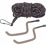 Allen Utility Rope with Two Bow Hangers