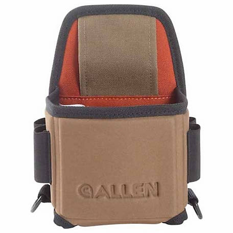 Allen Eliminator Single Box Shell Carrier, Brown