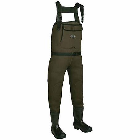 Allen Chesapeake Bootfoot Neoprene Waders