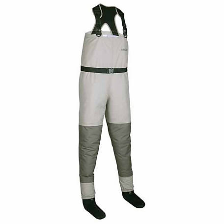 Allen Platte Pro Breathable Stockingfoot Waders
