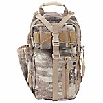 Allen Tactical Lite Force Tactical Sling Pack, Camo, A-TACS AU