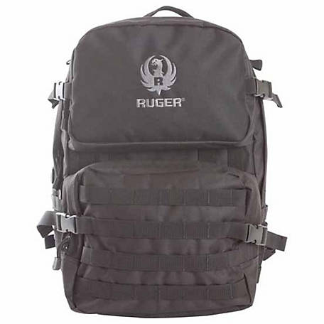 Ruger Barricade Tactical Pack, Black
