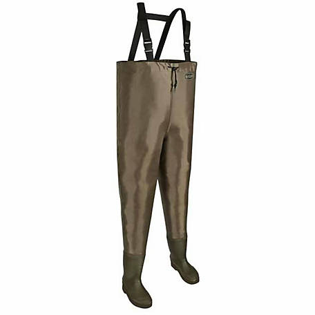 Allen Brule River Bootfoot Cleated Waders