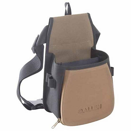Allen Eliminator Basic Double Compartment Shooting Bag, Brown