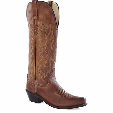 Old West Women's 14 in. Western Boots