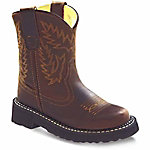 Old West Toddler 7 in. Tubbies Cowboy Boot
