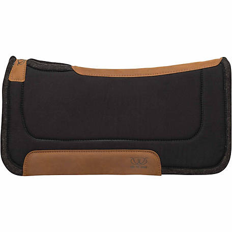 Weaver Leather Working Contoured Felt Saddle Pad