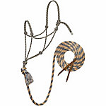 Silvertip No. 95 Rope Halter with 10 ft. Lead