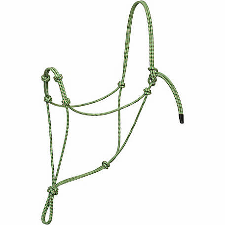 Silvertip Four-Knot Rope Halter