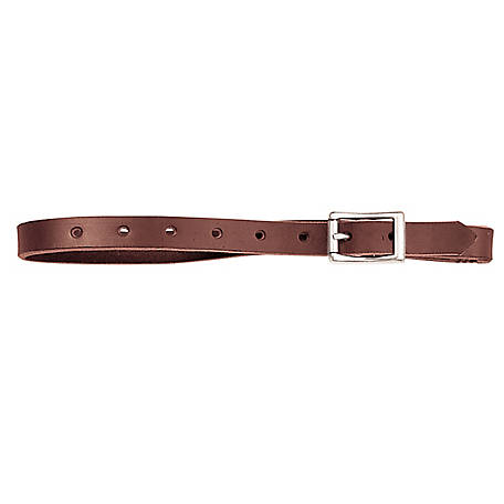 Weaver Leather Latigo Leather Replacement Uptug, 3/4 in. x 33 in.