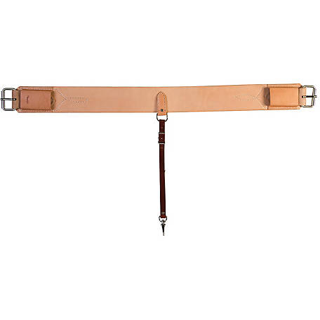 Weaver Leather Single-Ply Back Cinch Only, 3 in.