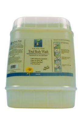 eZall Total Body Wash Green; 5 Gallon