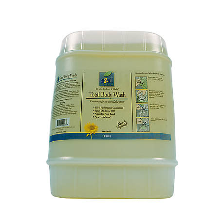 eZall Total Body Wash Green, 5 gal., 69-4004