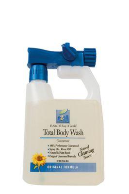 eZall Original Formula Total Body Wash; 32 oz.; Travel Size