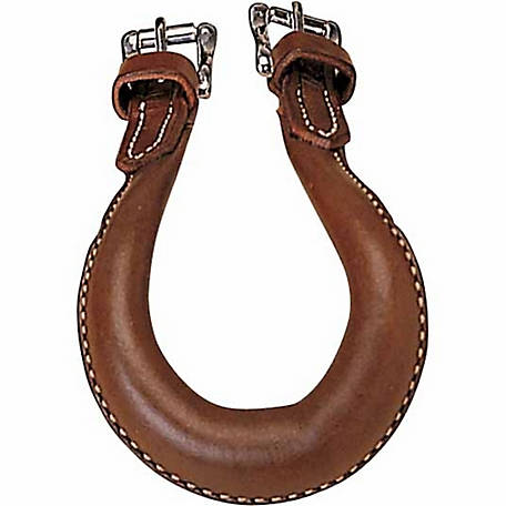 Weaver Leather Average Horse Crupper with Buckles