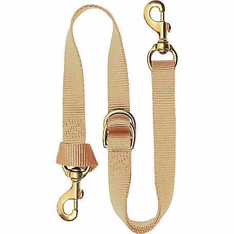 Weaver Leather Deluxe Nylon Tie Down Strap