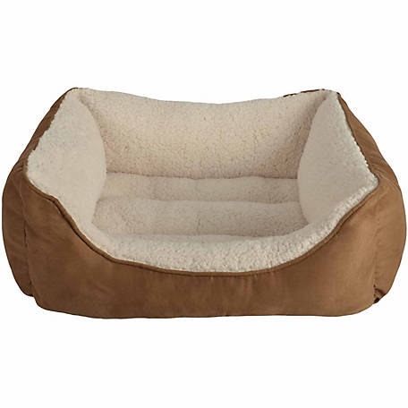 Pet Spaces 21 in. x 25 in. x 8 in. Rectangular Cuddler