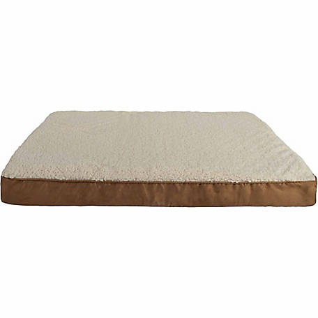 Pet Spaces Orthopedic Gusset Bed, 27 in. x 36 in. x 4 in.