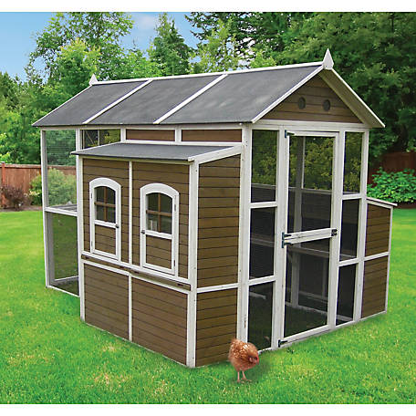 Innovation Pet X Large Chicken Barn Chicken Coop At Tractor Supply