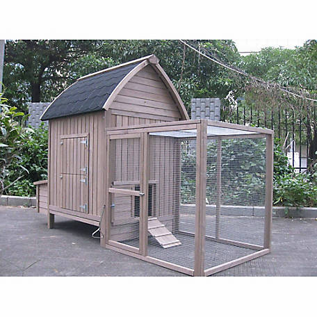 Innovation Pet Coops & Feathers A-Frame Coop