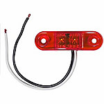 Blazer C3221R LED 2-5/8 in. Clearance and Side Marker Light, Red
