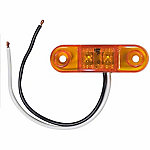 Blazer C3221A LED 2-5/8 in. Clearance and Side Marker Light, Amber