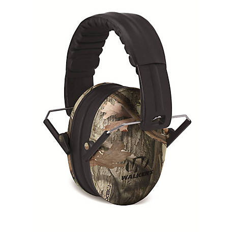 Walker's Game Ear Folding Muff, GWP-FKDM-LG
